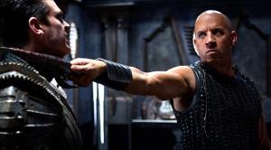 Riddick Vin Diesel Karl Urban