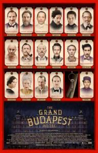 The Grand Budapest Cast