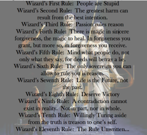 The Wizard's Rules