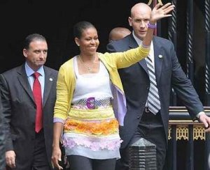 michelle obama ugly clothes