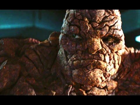 The Fantastic Four 2015 Mole Man