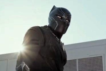 Civil War Black Panther