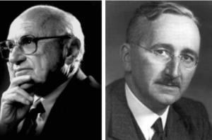 Freidman Hayek